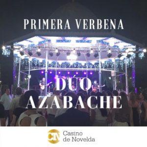 Primera Gran Verbena @ Casino de Novelda