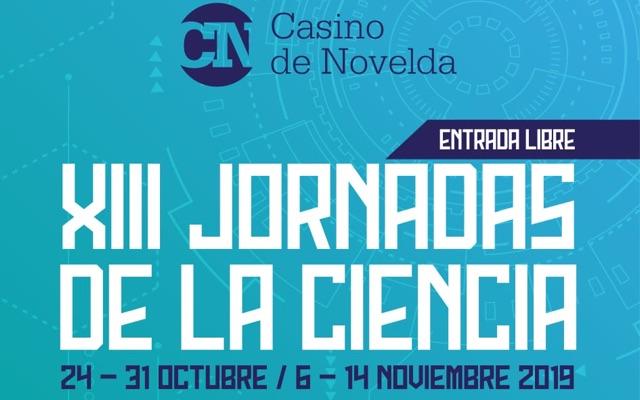 XIII Jornadas de la ciencia del casino de novelda